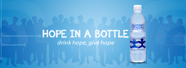 HOPEINABOTTLE